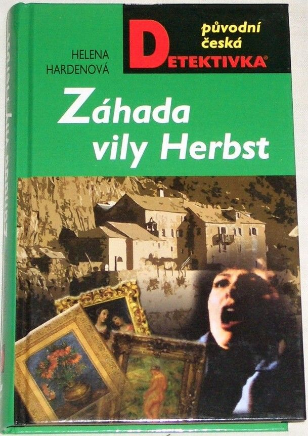 Hardenová Helena - Záhada vily Herbst