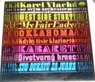 LP Karel Vlach se svým orchestrem uvádí West Side Story, My Fair Lady