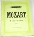 Mozart W. A. - Sonaten für Klavier zu zwei Händen, Band I.