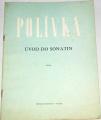 Vladimír Polívka - Úvod do sonatin