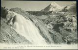 Alpy: vodopád  Cascade de Corbassiére