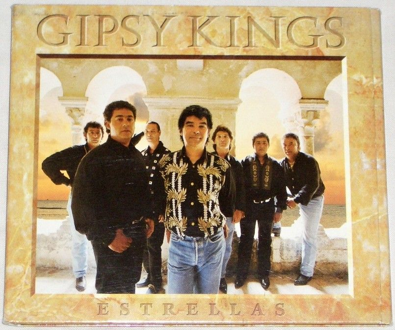 CD Gipsy Kings - Estrellas