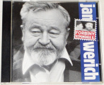 CD - Jan Werich (Forbíny vzpomínek II.)