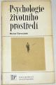 Černoušek Michal - Psychologie životního prostředí