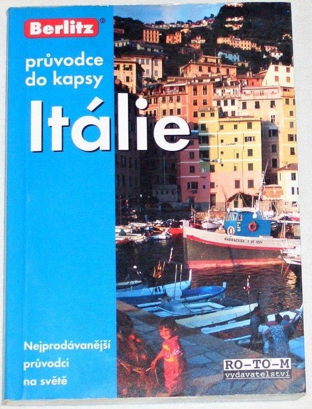 Itálie - Průvodce do kapsy
