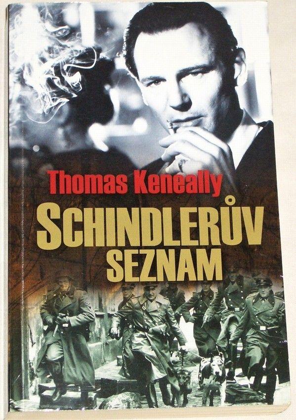 Keneally Thomas - Schindlerův seznam