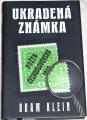 Klein Bram - Ukradená známka