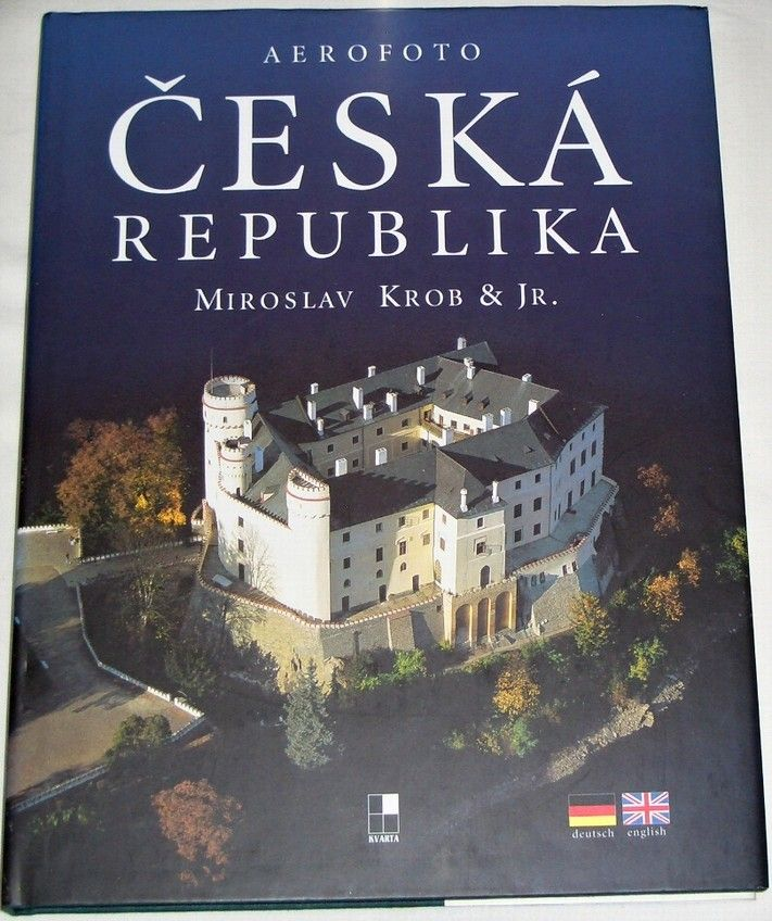 Krob Miroslav - Aerofoto Česká republika