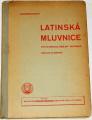 Kudrnovský A. - Latinská mluvnice