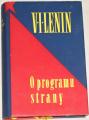 Lenin V. I.  - O programu strany