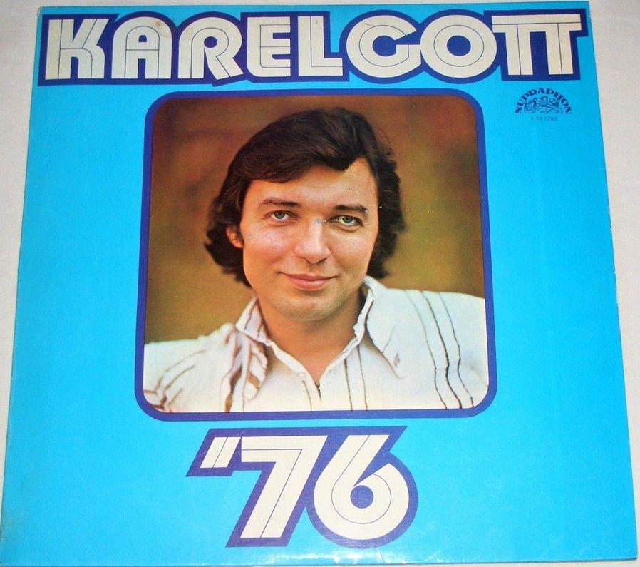 LP Karel Gott ´76