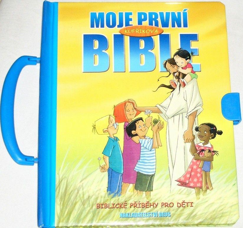 Moje první kufříková bible