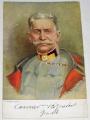 Monarchie: Polní maršál Franz hrabě Conrad von Hötzendorf