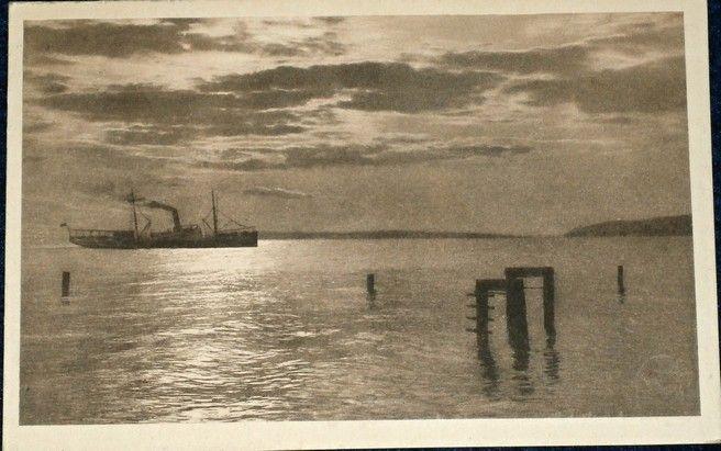 Parník 1918