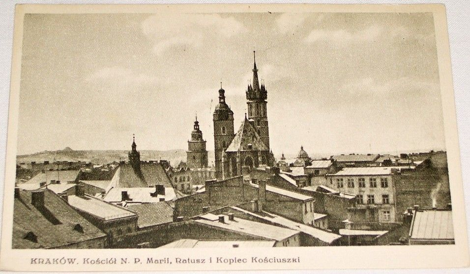 Polsko: Kraków (Krakau)