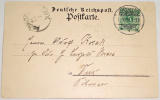 Polsko: Neustettin (Szczecinek) 1898