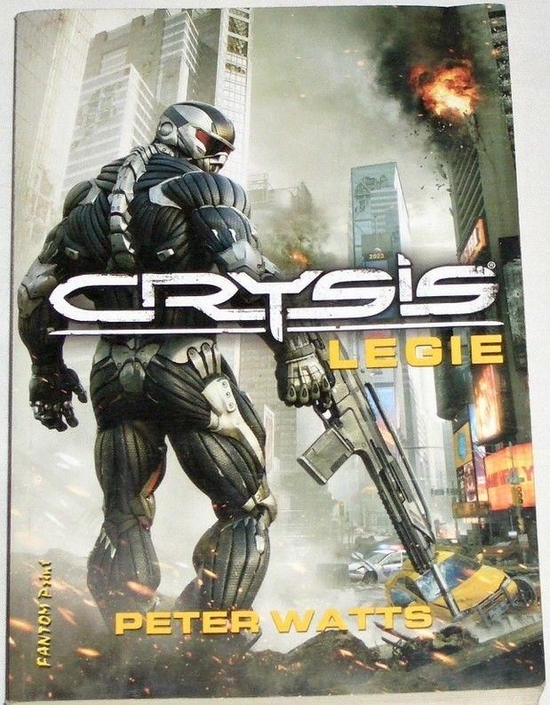 Watts Peter - Crysis Legie
