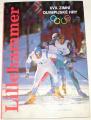 XVII. zimní olympijské hry - Lillehammer 12.-27.2.1994