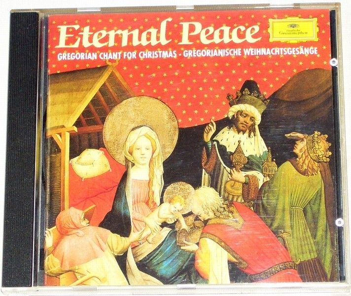 CD Eternal Peace: Gregorian Chant for Christmas