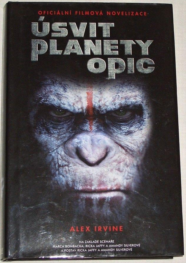 Irvine Alex - Úsvit planety opic