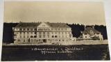 Jevíčko sanatorium: hlavní budova