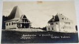 Jevíčko sanatorium: kaple, úřední budova