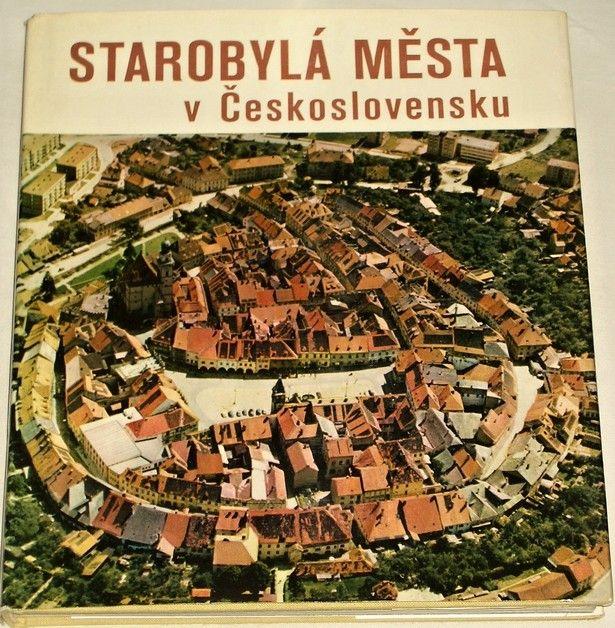 Líbal Dobroslav - Starobylá města v Československu