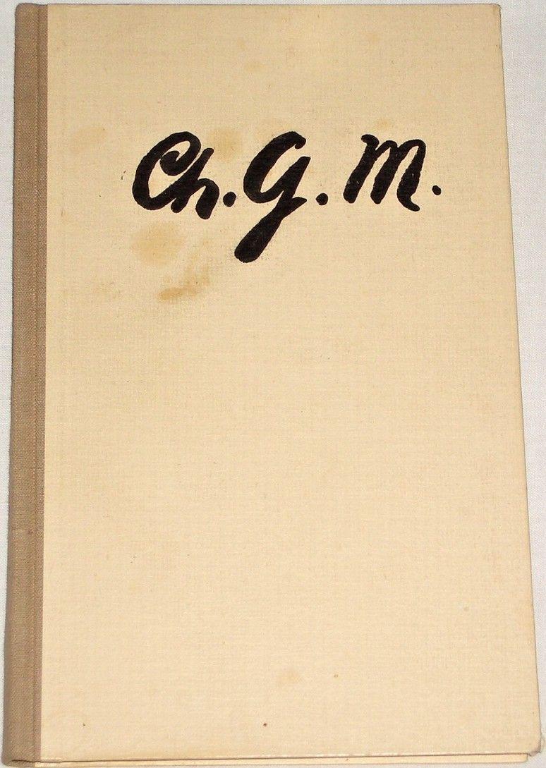 Masaryková Charlotta G. - Listy do vězení