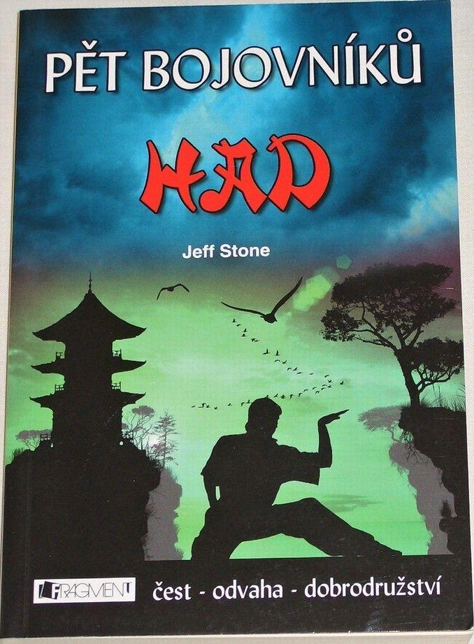 Stone Jeff - Pět bojovníků: Had