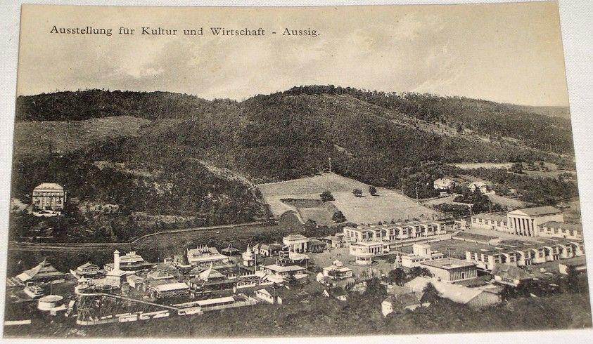 Ústí nad Labem (Aussig): Ausstellung für Kultur und Wirtschaft 1924