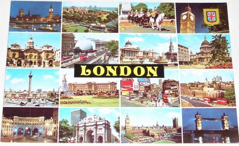 Anglie: Londýn