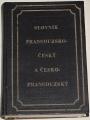 Buben Vladimír - Slovník francouzsko-český  a česko-francouzský