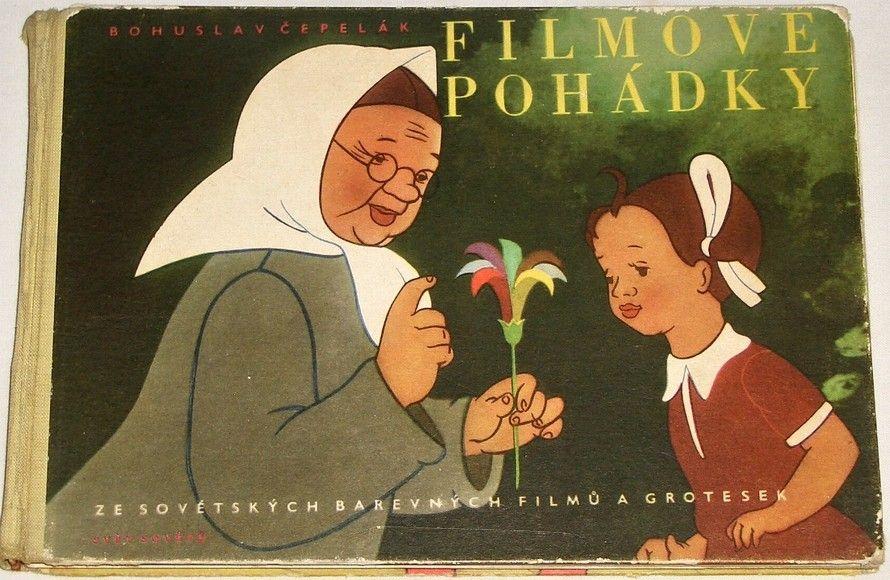 Čepelák Bohuslav - Filmové pohádky ze sovětských kreslených filmů