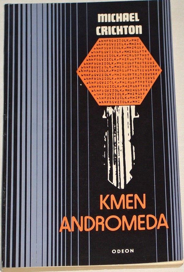 Crichton Michael - Kmen Andromeda