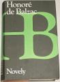 De Balzac Honoré - Novely