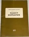 Havelka Zdeněk - Konstrukční úloha: Pásový dopravník