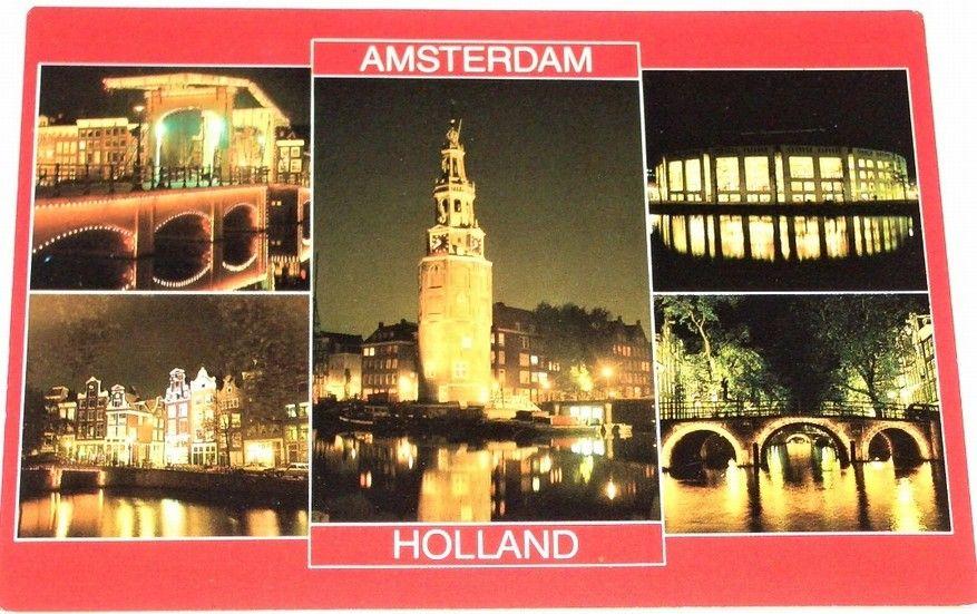 Holandsko: Amsterdam