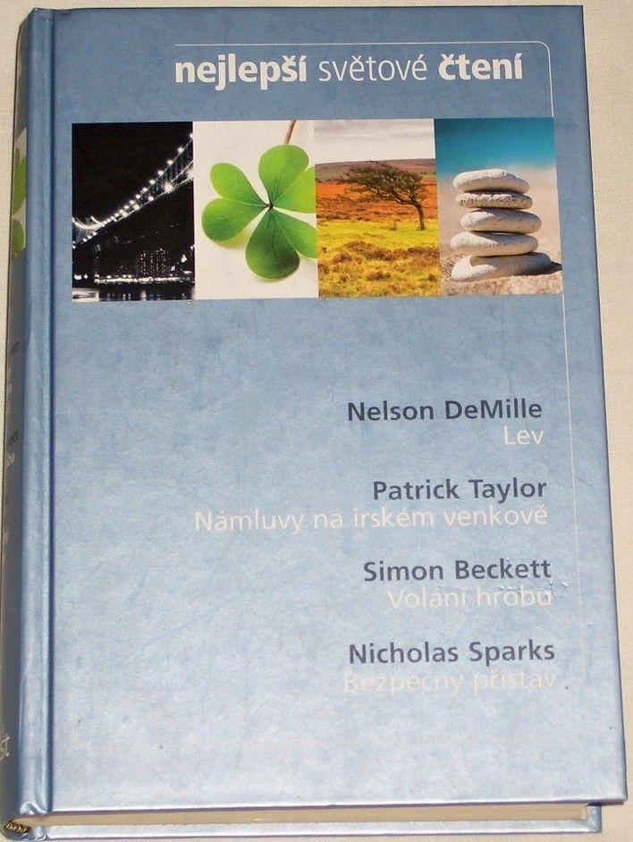 Nejlepší světové čtení - DeMille, Taylor, Beckett, Sparks