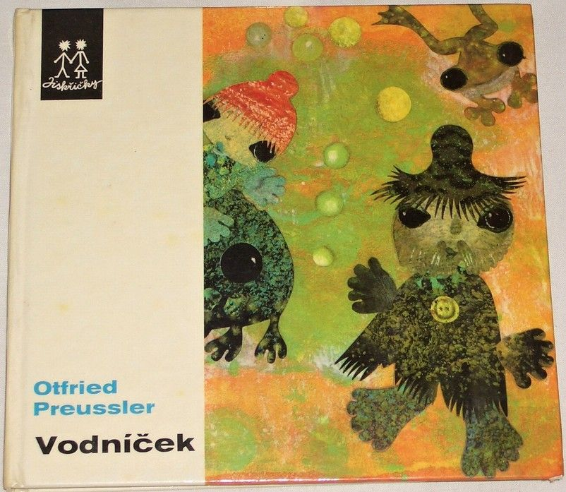 Preussler Otfried - Vodníček