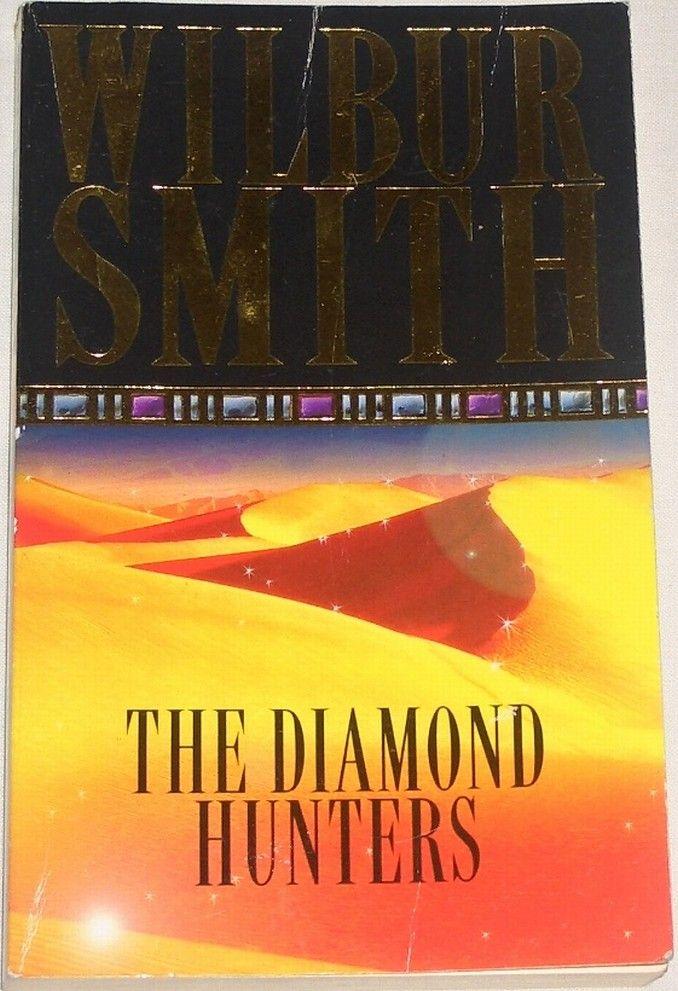 Smith Wilbur - The Diamond Hunters