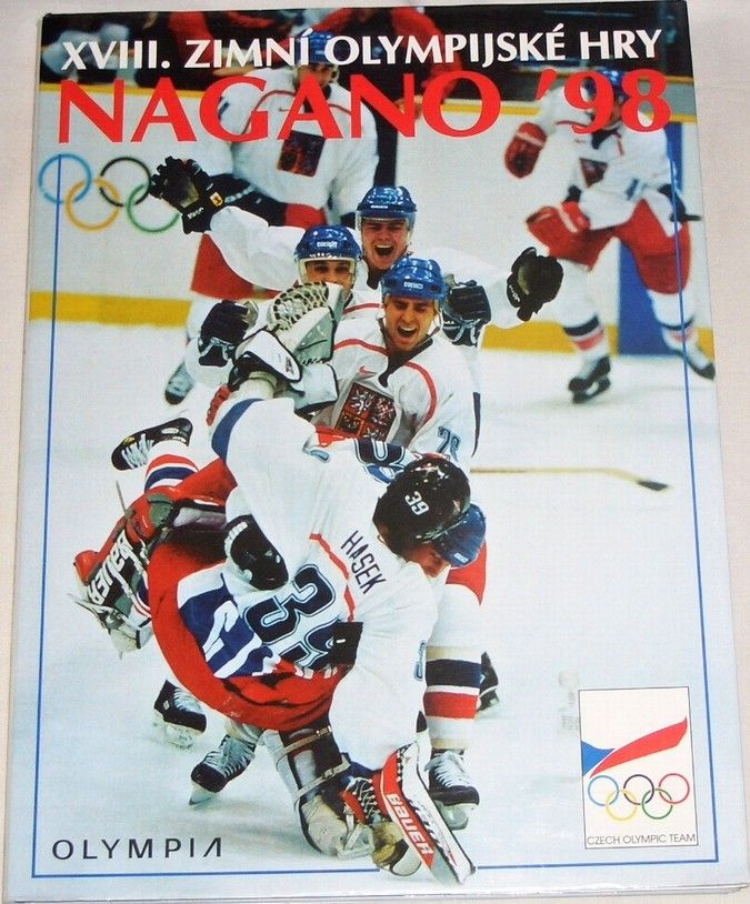 XVIII. Zimní olympijské hry Nagano ´98