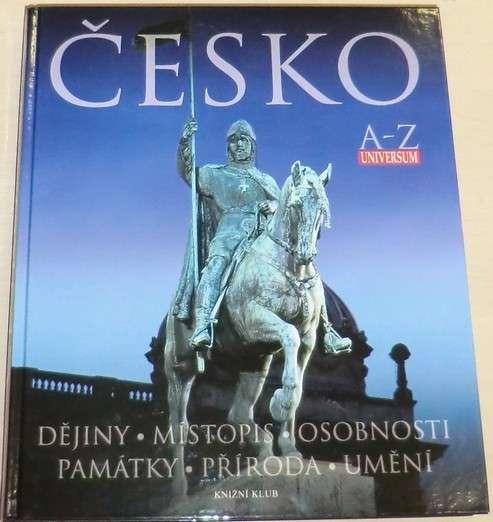 Česko A - Z encyklopeide Universum