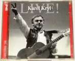 2 CD  Karel Kryl Live