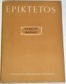 Epiktetos - Rukojeť, Rozpravy