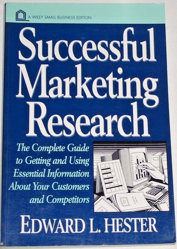 Hester Edward L. - Successful Marketing Research