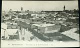 Maroko:  Marrakech kolem r. 1910