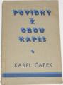 Čapek Karel - Povídky z obou kapes