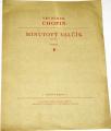 Chopin Fryderyk - Minutový valčík