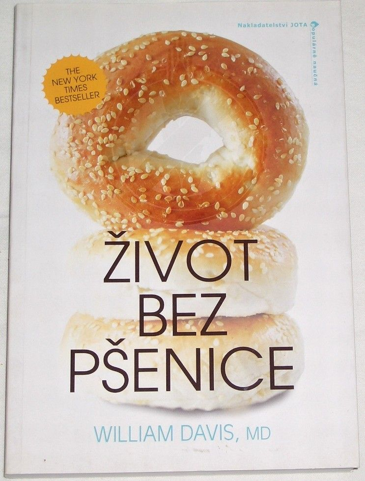 Davis William - Život bez pšenice