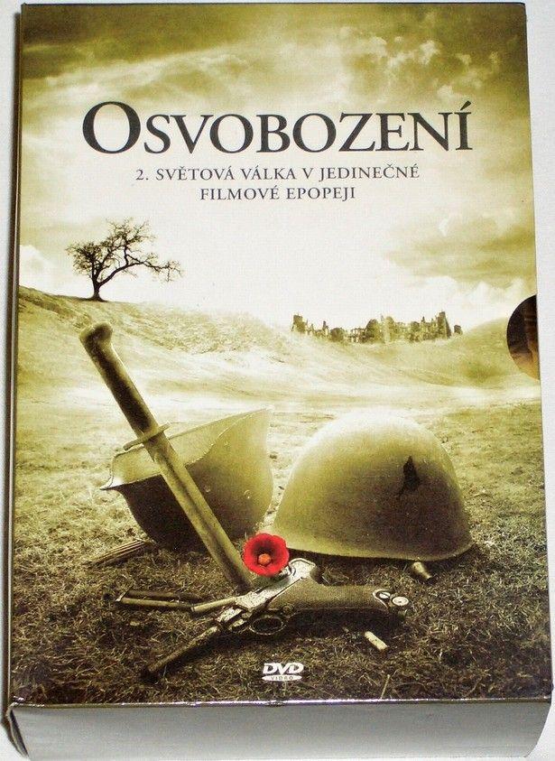 DVD Osvobození I. - V. díl